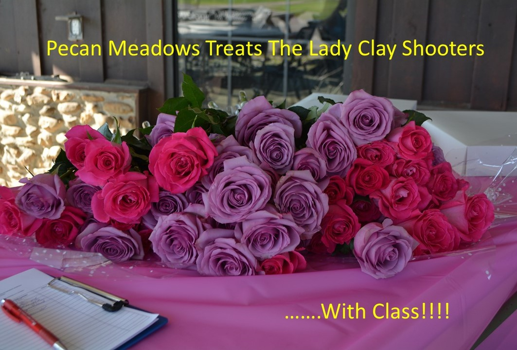 Tour de Clays-Stop #3 Pecan Meadows-March 3, 2018 (Read More)
