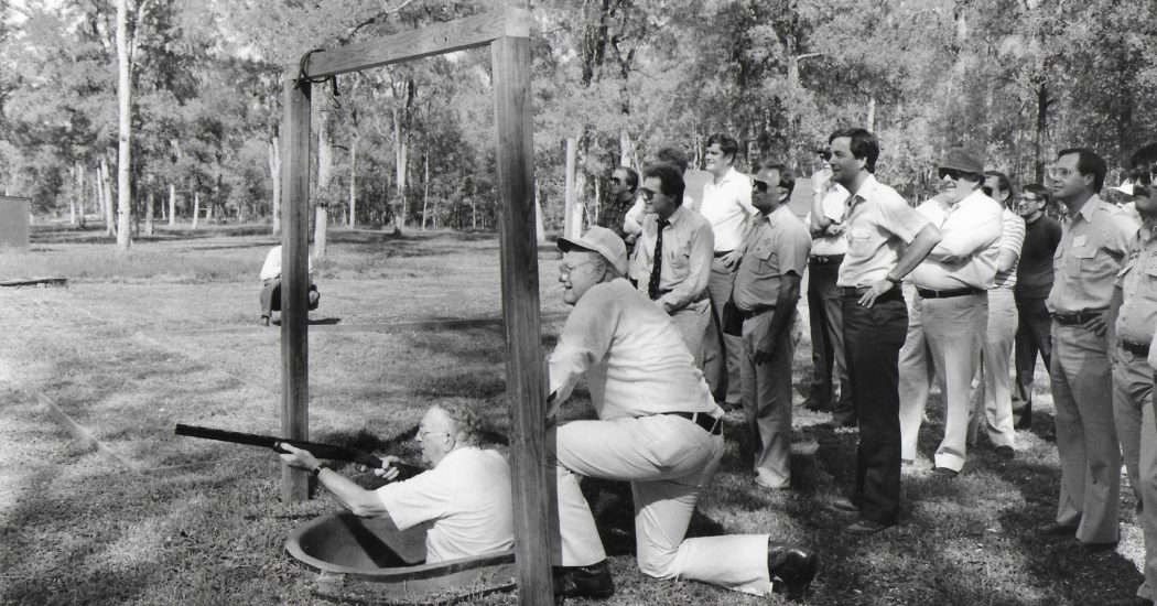 "In the 80's, Sporting Clays was predominantly a ""man's sport."""