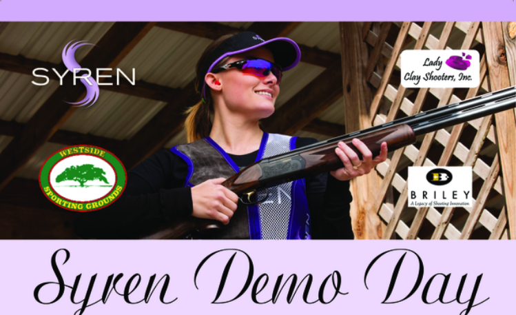 Syren Demo Day-December 9, 2017*PROCEEDING AS SCHEDULED* (Read More)
